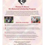 IEC Scholarship 2018 Flyer