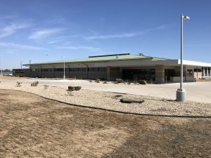 Photo of New Building