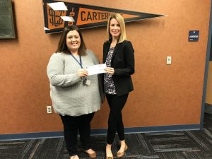 Carterville High 2017 Grant Winner