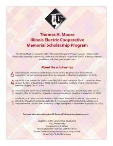 IEC Mem Scholarship