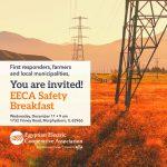 Safety Breakfast Invitation