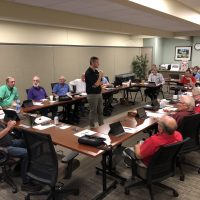 Board Room Strategic Planning