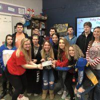 Trico High Cheryl Korando Classroom Grant Winner