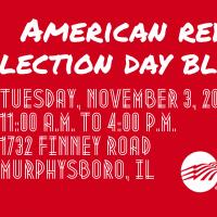 Blood Drive November 3 2020
