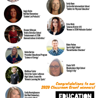 2020-2021 Classroom Grant Winners
