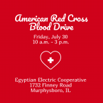 blood drive july 30