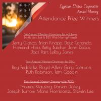 2021 Annual Meeting Winner Recap