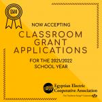 Classroom Grant Graphic 2021